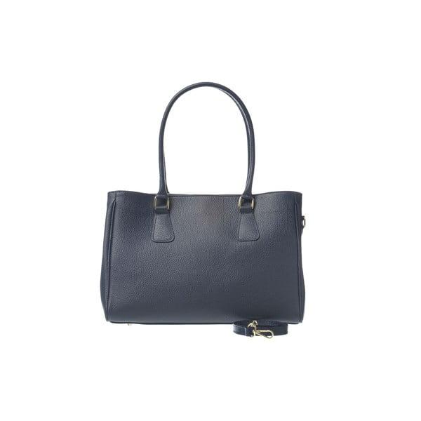 Kožená kabelka Big Mood Blue