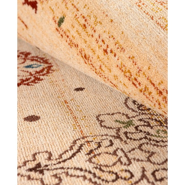 Vlnený koberec Coimbra no. 188, 67x200 cm