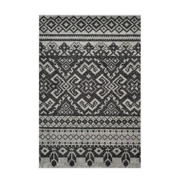 Koberec Amina Area Black, 154x228 cm