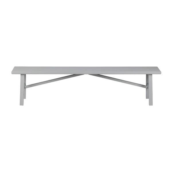 Sivá lavica vtwonen Side
