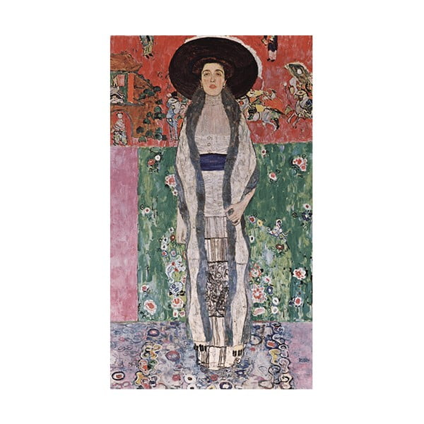 Reprodukcia obrazu Gustav Klimt - Bauer II, 70x40cm