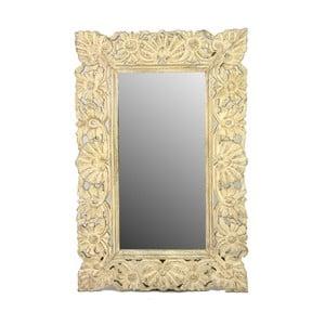 Zrkadlo Orient 60x90 cm, béžové