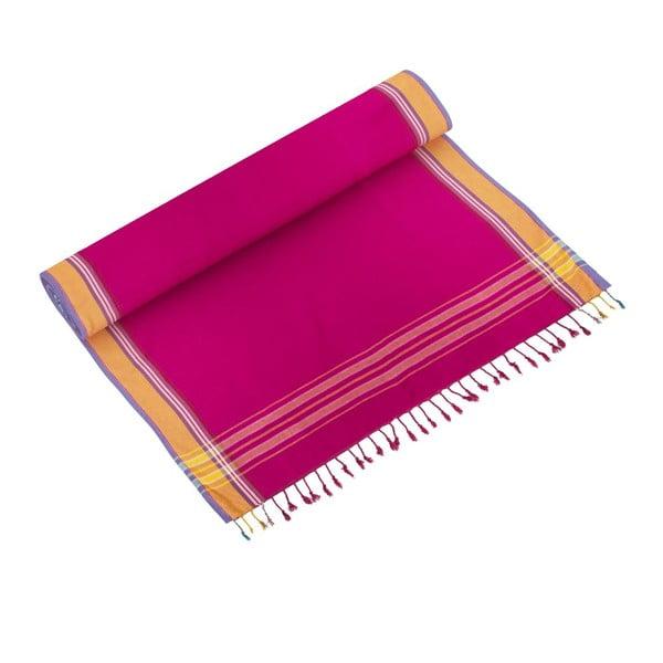 Osuška/pareo Cana Pink, 100x178 cm