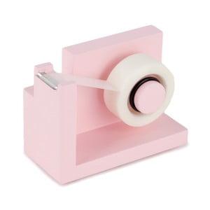 Odvíjač pásky Design Ideas StikIt Pink