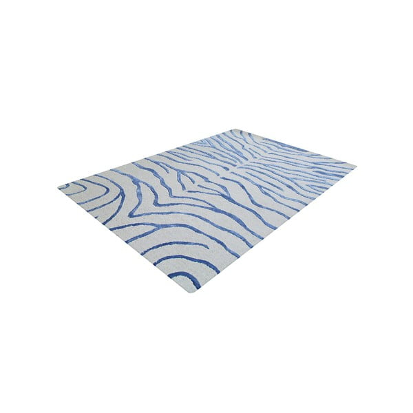 Koberec Bakero Zebra Light Blue, 122x183cm