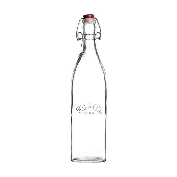 Fľaša Kilner s plastovým uzáverom Kilner, 1 l
