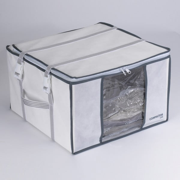 Vákuový skladovací box Compactor Black,41x39,5cm