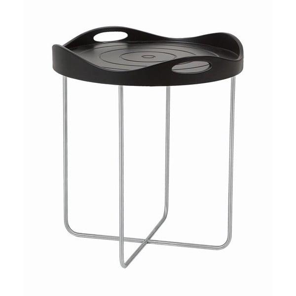 Odkladací stolík Handy Coffee Black