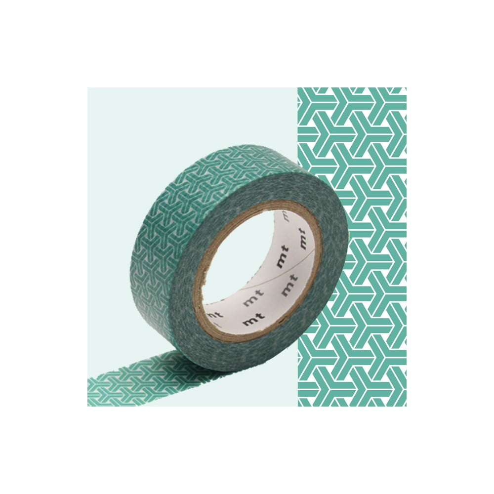 Washi páska MT Masking Tape Nativite, návin 10 m