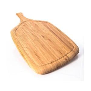 Bambusová doska na krájanie Bambum Tempo, 39x22cm