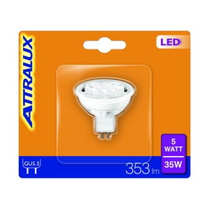 LED žiarovka Attralux Spot 35W GU 5.3 12V