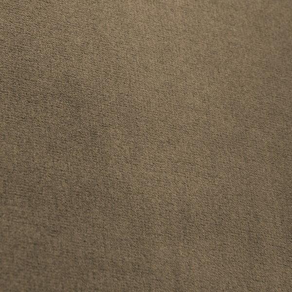 Sivobéžové kreslo Vivonita Chesterfield