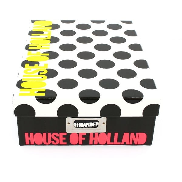 Úložný box Blueprint Collections House Of Holland