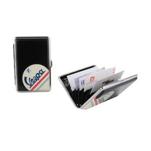 Puzdro na platobné karty/vizitky Vespa Black