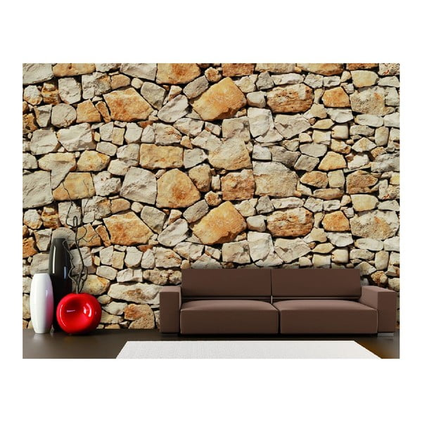 Tapeta Apulia Stonewall, 400x280 cm