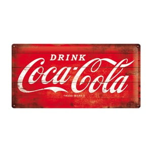 Plechová ceduľa Coca Cola Classic