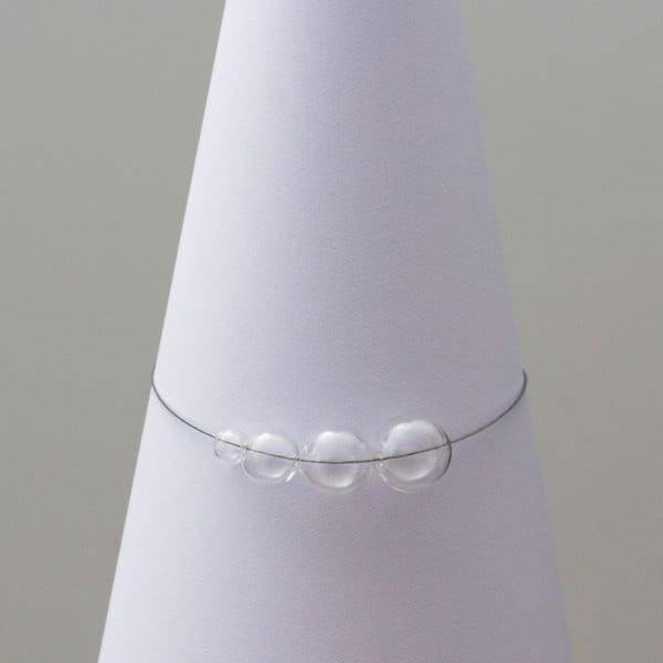 Sklenený náhrdelník ko–ra–leCrystal vol.3