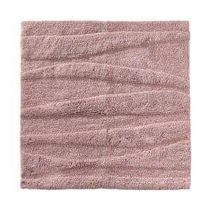 Telová kúpeľňová predložka Zone Flow, 65 x 65 cm