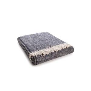Sivá deka Magenta, 200 x 150 cm