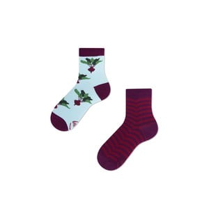 Detské ponožky Many Mornings Beetroots, veľ. 31/34