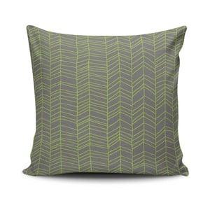 Vankúš s prímesou bavlny Cushion Love Plage, 45 × 45 cm