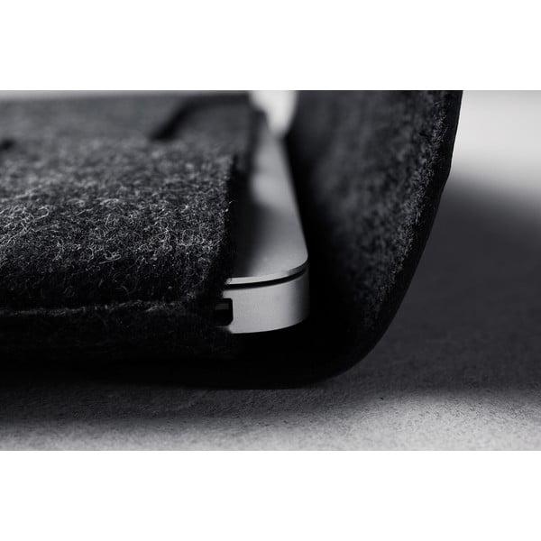 "Obal Mujjo na 13"" Macbook Air & Pro Retina Black"