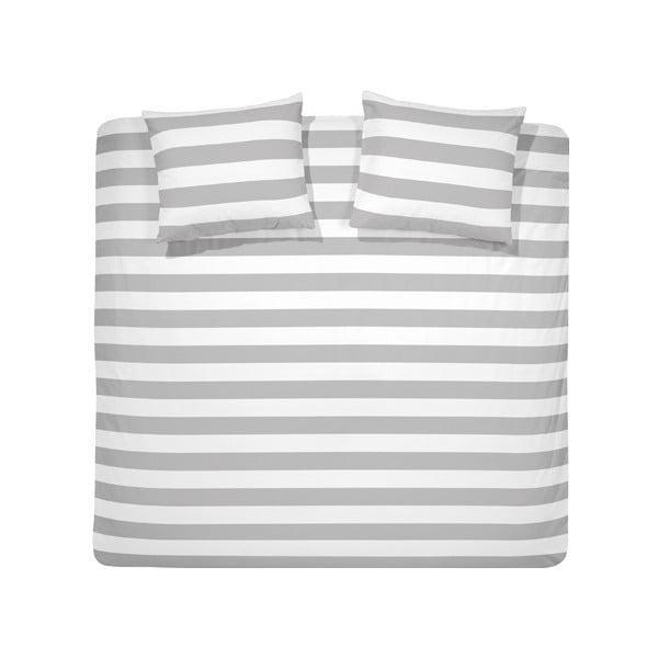 Obliečky Stribe Grey, 240x200 cm