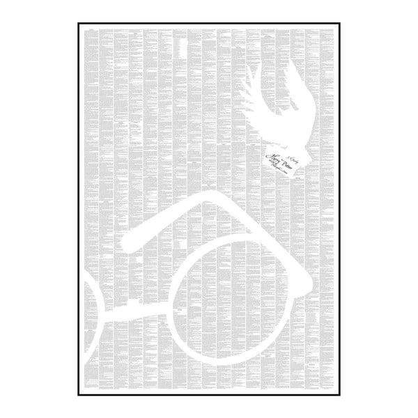 Knižný plagát Harry Potter a kameň mudrcov, 70x100 cm