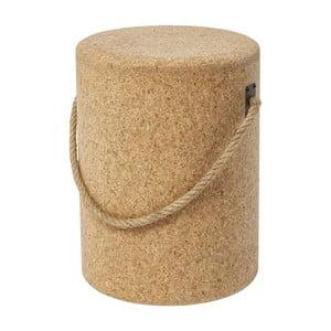 Béžová stolička Kare Design Cork