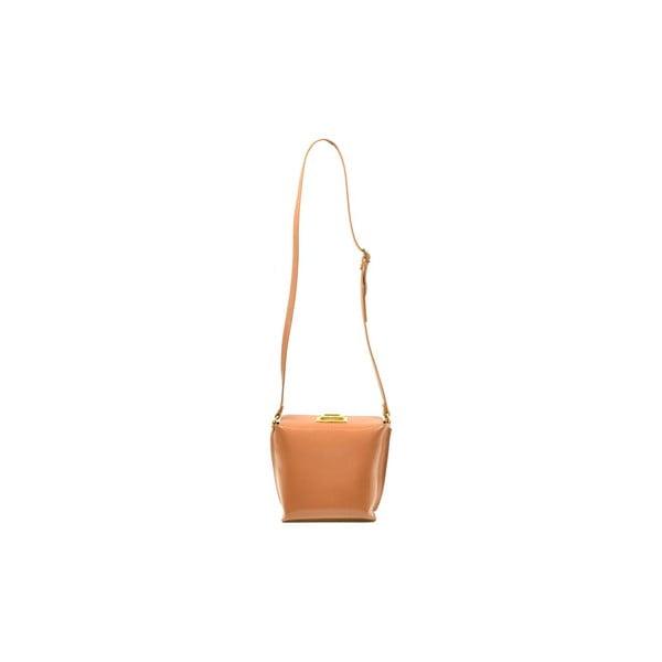 Kožená kabelka Tracy, ťavia