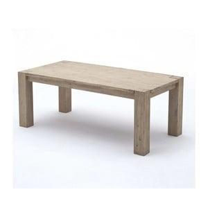 Svetlohnedý jedálenský stôl z akáciového dreva SOB Sydney, 200x100cm