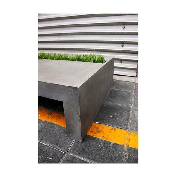 Betónový stolík  Lyon Béton Green Rectangular