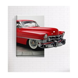 Nástenný 3D obraz Mosticx Auto, 40 x 60 cm