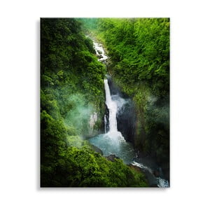 Obraz na plátne Styler Waterfall, 100 x 75 cm