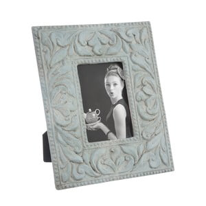 Fotorám Cement Frame in Blue, 31x25 cm
