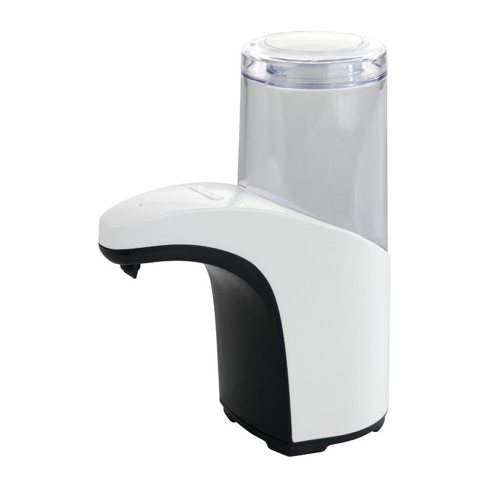 Biely zásobník na mydlo so senzorom Wenko