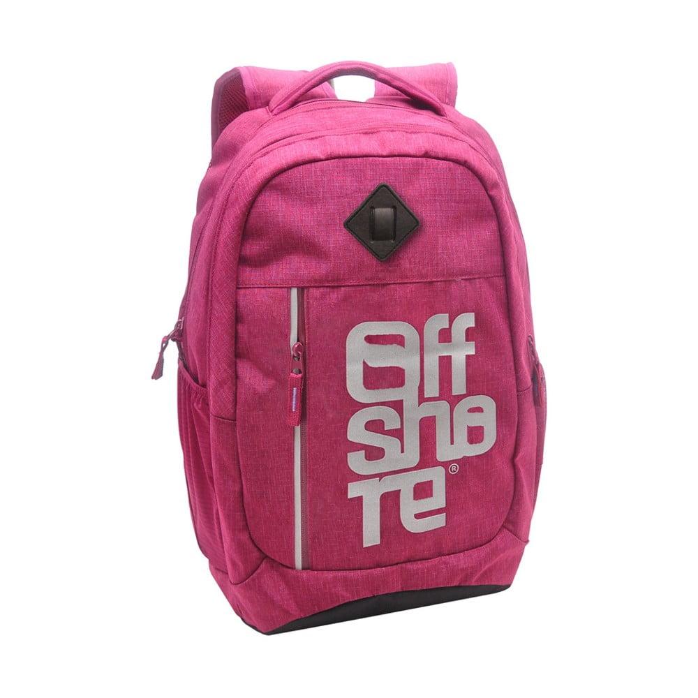 Ružový školský batoh Bagtrotter Offshore