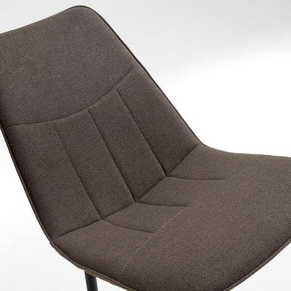 Sivá stolička La Forma Trecs