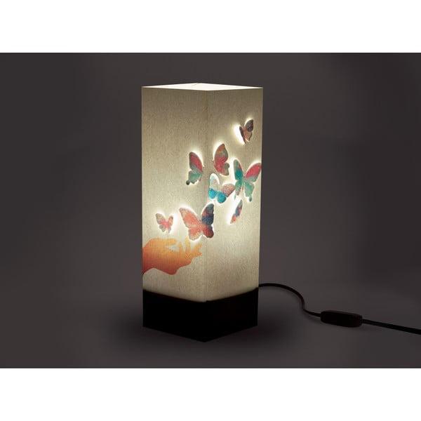 Stolová lampa Checia
