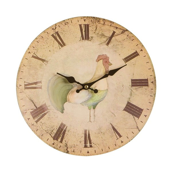 Nástenné hodiny Home To Roost, 29 cm