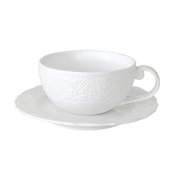 Hrnček na cappuccino Krauff Irish Lacy, 250 ml