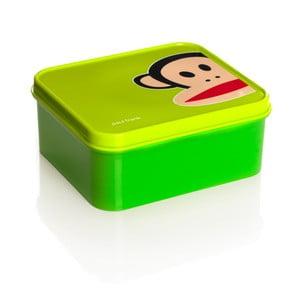 Zelený desiatový box Paul Frank