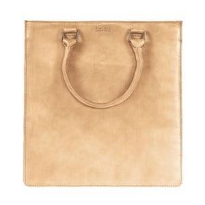 Pieskovohnedá kožená kabelka O My Bag