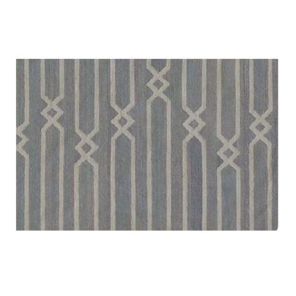 Ručne tkaný koberec Kilim JP 11180 Grey, 110x170 cm