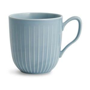 Svetlomodrý porcelánový hrnček Kähler Design Hammershoi, 330 ml