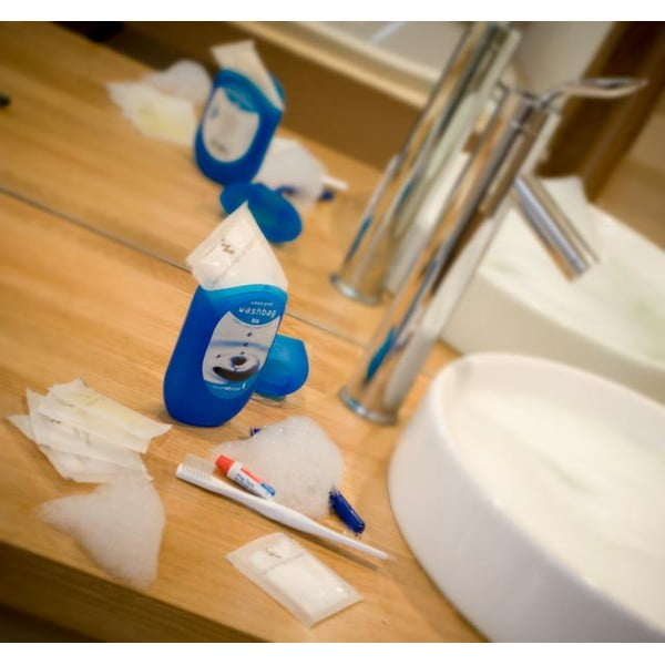 Krabička KPZ Hygiena na víkend