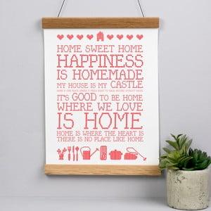 Plagát Karin Åkesson Design Home Sweet Home, 30x40 cm