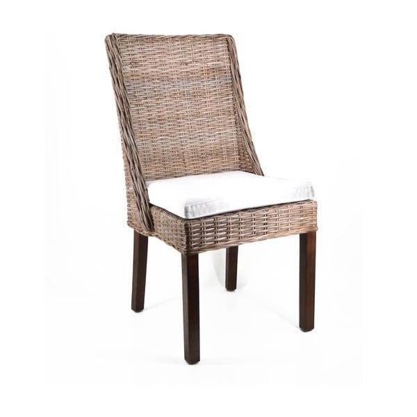 Ratanová stolička Moycor Aine