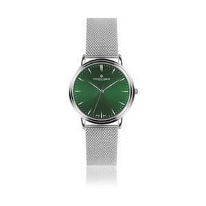Unisex hodinky s antikoro remienkom v striebornej farbe Frederic Graff Silver Grunhorn Silver Mesh