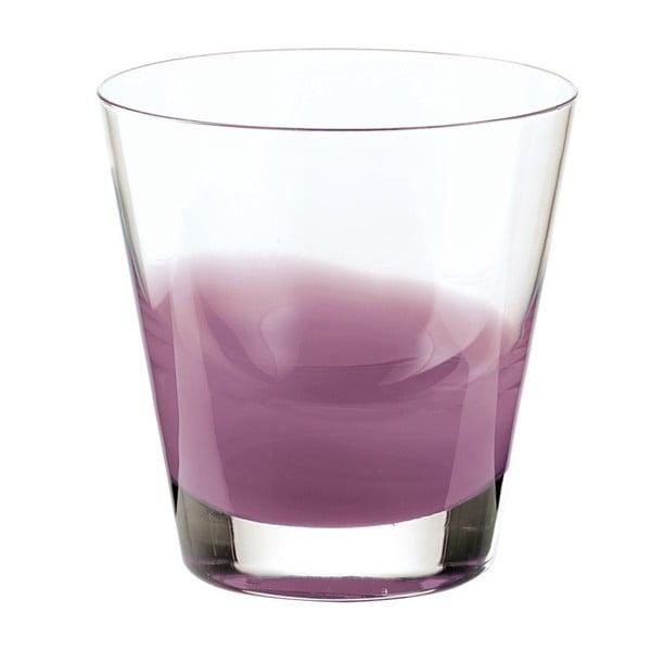 Levanduľoý pohár  Fratelli Guzzini Mirage